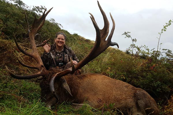 Guided Red Stag Hunting Tours